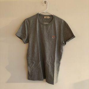 Maison Kitsune fox t-shirt